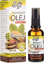 Profumi e cosmetici Olio naturale di pistacchio - Etja Natural Pistachio Oil