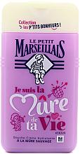 """Profumi e cosmetici Gel doccia """"Blackberry"""" - Le Petit Marseillais Blackberry Shower Gel"""