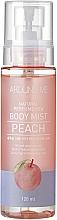 """Profumi e cosmetici Mist corpo """"Pesca"""" - Welcos Around Me Natural Perfume Vita Body Mist Peach"""