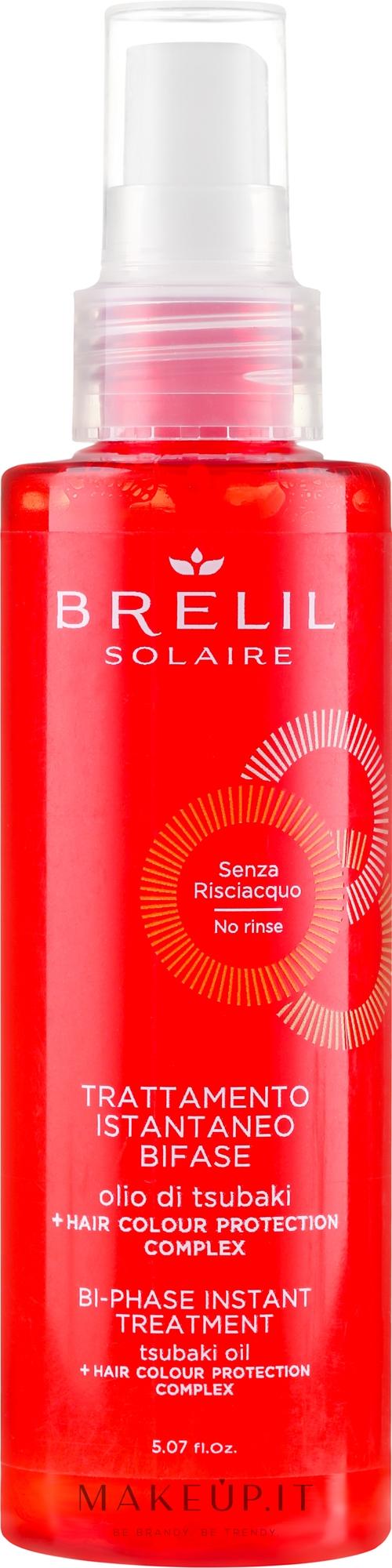 Balsamo bifase recupero istantaneo - Brelil Solaire Bi-Phase Instant Treatment — foto 150 ml