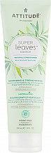 Profumi e cosmetici Condizionante per capelli danneggiati - Attitude Conditioner Nourishing & Strengthening Grape Seed Oil & Olive Leaves