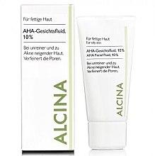 Profumi e cosmetici Fluido per il viso - Alcina Fm Aha Fluid