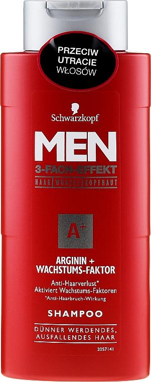 Shampoo anti caduta - Schwarzkopf Men A+ Arginin+ Shampoo