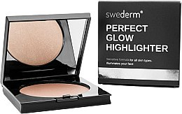 Profumi e cosmetici Illuminante viso - Swederm Perfect Glow Highlighter