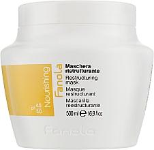 Profumi e cosmetici Maschera ristrutturante per capelli secchi - Fanola Nutri Care Restructuring Mask