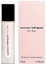 Narciso Rodriguez For Her - Spray per capelli — foto N1