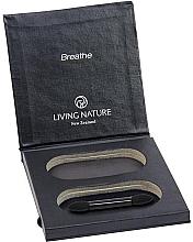 Profumi e cosmetici Contenitore per ombretti - Living Nature Eyeshadow Compact Case