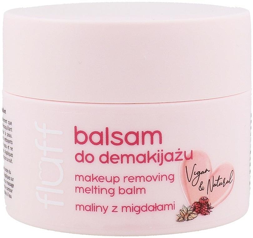"Balsamo struccante ""Lampone e Mandorle"" - Fluff Makeup Removing Melting Balm"