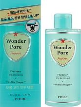 Profumi e cosmetici Tonico per pelli problematiche - Etude House Wonder Pore Freshner