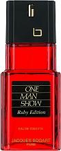 Profumi e cosmetici Bogart One Man Show Ruby Edition - Eau de toilette