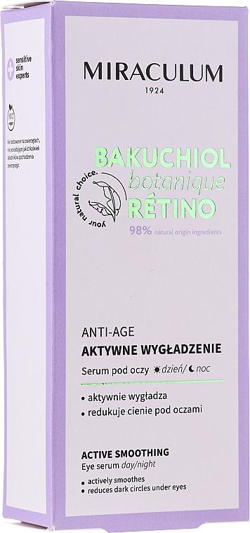 Siero contorno occhi - Miraculum Bakuchiol Botanique Retino Anti-Age Serum