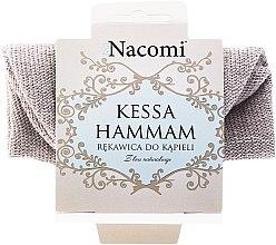Profumi e cosmetici Guanto da bagno di lino naturale - Nacomi Kessa Hammam