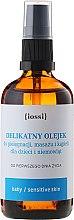 Profumi e cosmetici Olio da massaggio - Iossi Baby
