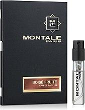 Profumi e cosmetici Montale Boise Fruite - Eau de Parfum (Campioncino)