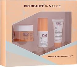 Profumi e cosmetici Set - Nuxe Bio Beauty Face Radiance Set (mask/50ml+cr/15ml+eye/concealer/15ml)