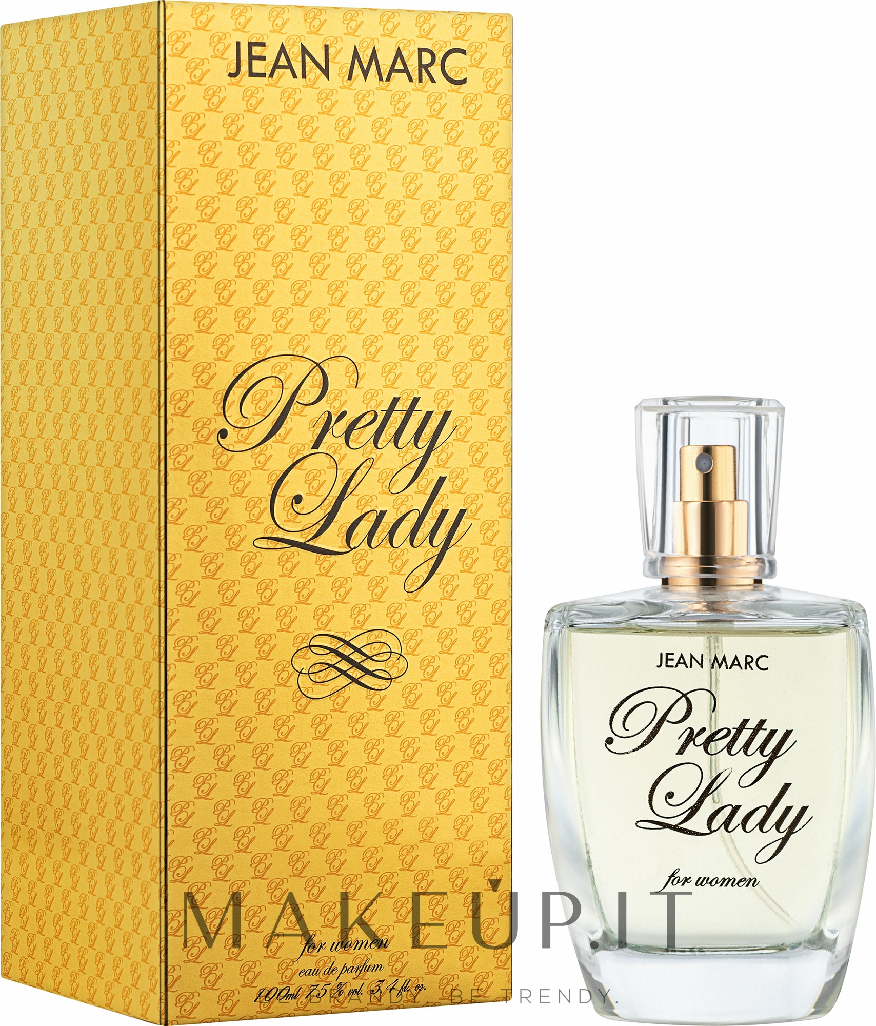 Jean Marc Pretty Lady For Women - Eau de Parfum — foto 100 ml