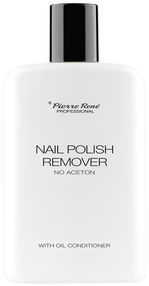 Solvente unghie - Pierre Rene Nail Polish Remover With Oil Conditioner