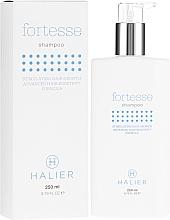 Profumi e cosmetici Shampoo anticaduta - Halier Fortesse Shampoo