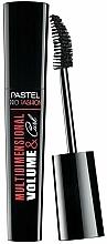 Profumi e cosmetici Mascara volumizzante - Pastel Profashion Multidimensional Volume & Curl Mascara