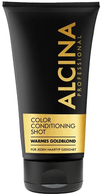 Balsamo colorato per tonalizzare i capelli - Alcina Color Conditioning Shot — foto N1
