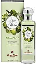Profumi e cosmetici Alvarez Gomez Agua Fresca De Flores Bergamota - Profumo