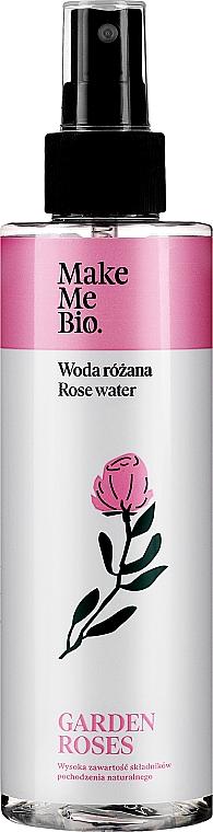 Acqua di rose per idratazione intensa - Make Me BIO — foto N3
