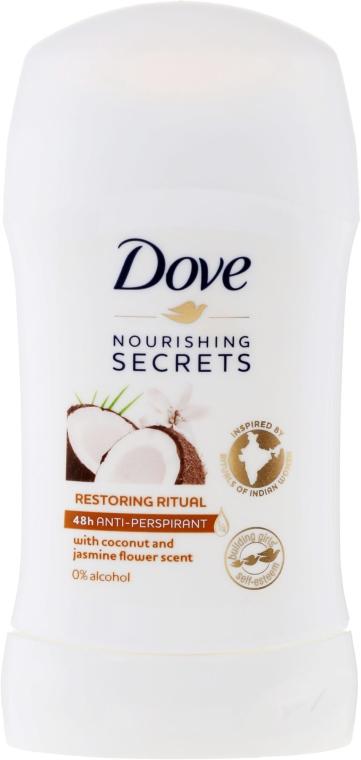 """Deodorante stick """"Cocco e Gelsomino"""" - Dove Nourishing Secrets Restoring Ritual"""