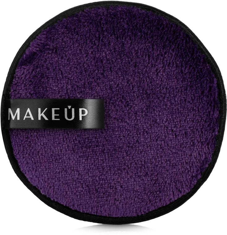 "Spugna per lavaggio, viola ""My Cookie"" - MakeUp Makeup Cleansing Sponge Purple"