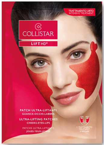 Patch contorno viso - Collistar Lift HD Ultra-Lifting Patches