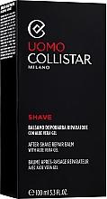 Profumi e cosmetici Set - Collistar Linea Uomo (Maxi Volume) (ash/balm/100ml + moist/30ml)