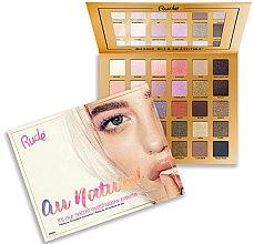 Profumi e cosmetici Palette ombretti, 30 colori - Rude Au Naturel It's Our Secret