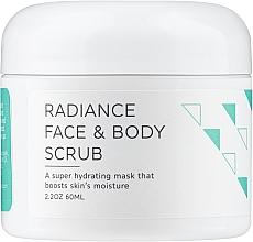 Profumi e cosmetici Scrub viso e corpo - Ofra Radiance Face and Body Scrub