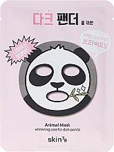 Profumi e cosmetici Maschera in tessuto - Skin79 Animal Mask For Dark Panda