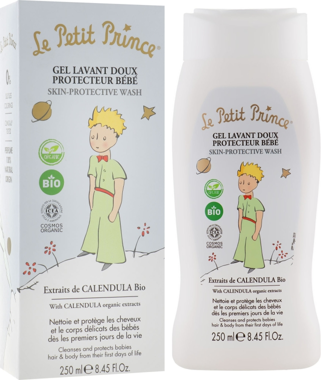 Bagnodoccia per bambini - Le Petit Prince Skin-Protective Wash