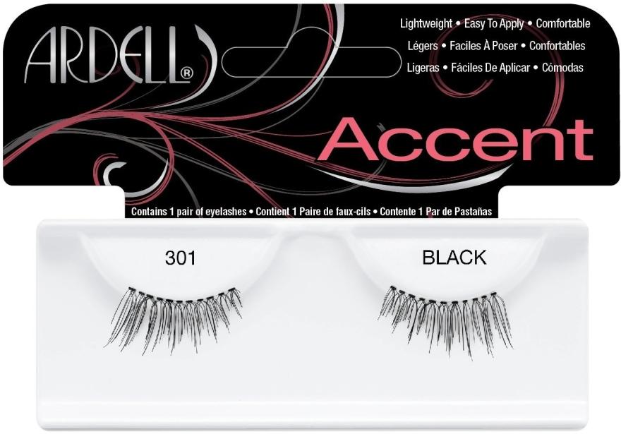 Ciglia finte - Ardell Lash Accents Black 301