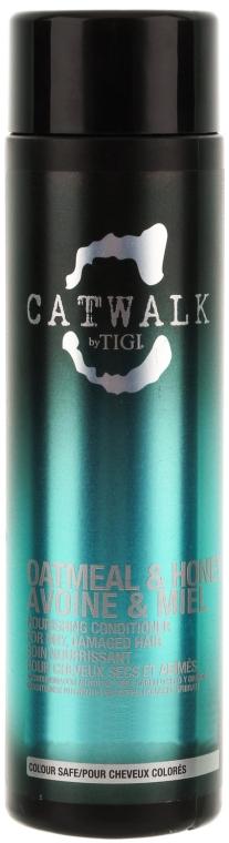 Balsamo rigenerante per capelli - Tigi Catwalk Oatmeal & Honey Conditioner