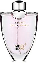 Profumi e cosmetici Montblanc Femme Individuelle - Eau de toilette