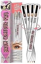 Profumi e cosmetici Matita per sopracciglia 4 in 1 - Benefit Brow Contour Pro