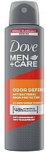 Profumi e cosmetici Deodorante antitraspirante, da uomo - Dove Men+Care Odour Defence Antibacterial Spray