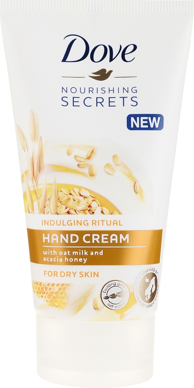 "Crema mani ""Latte e Miele"" - Dove Nourishing Secrets Indulging Ritual Hand Cream"