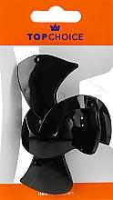 Profumi e cosmetici Fermacapelli, nera - Top Choice Hair Claw Clip 25563