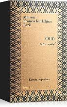 Profumi e cosmetici Maison Francis Kurkdjian Oud Satin Mood Extrait - Eau de Parfum
