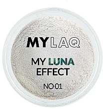 Profumi e cosmetici Polline per unghie - MylaQ My Luna Effect