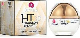 Profumi e cosmetici Crema da giorno all'acido ialuronico puro - Dermacol Hyaluron Therapy 3D Wrinkle Day Filler Cream