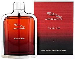 Profumi e cosmetici Jaguar Classic Red - Eau de toilette