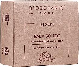 Profumi e cosmetici Balsamo per capelli - BioBotanic Biowine Balm