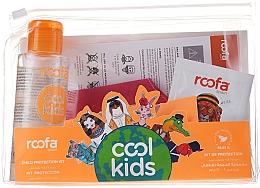 Profumi e cosmetici Set - Roofa Cool Kids (shm-gel/3g + mask + h/gel/100ml)