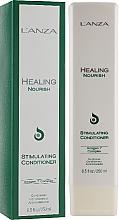 Profumi e cosmetici Balsamo per ripristinante e stimolante per capelli - L'anza Healing Nourish Stimulating Conditioner