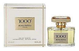 Profumi e cosmetici Jean Patou 1000 - Eau de toilette