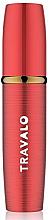 Profumi e cosmetici Atomizzatore, rosso - Travalo Lux Red Refillable Spray